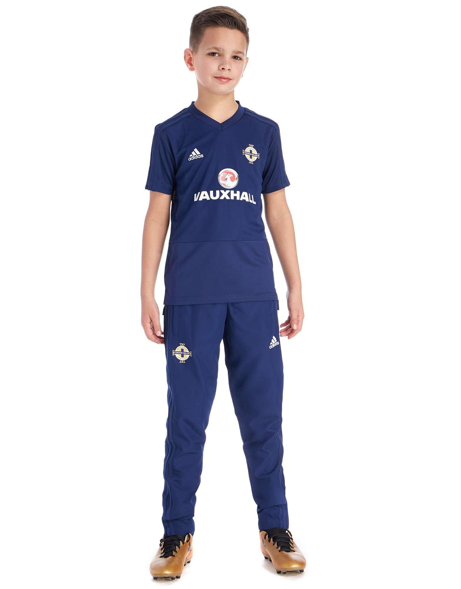 adidas Northern Ireland 2018/19 Training Shirt Junior