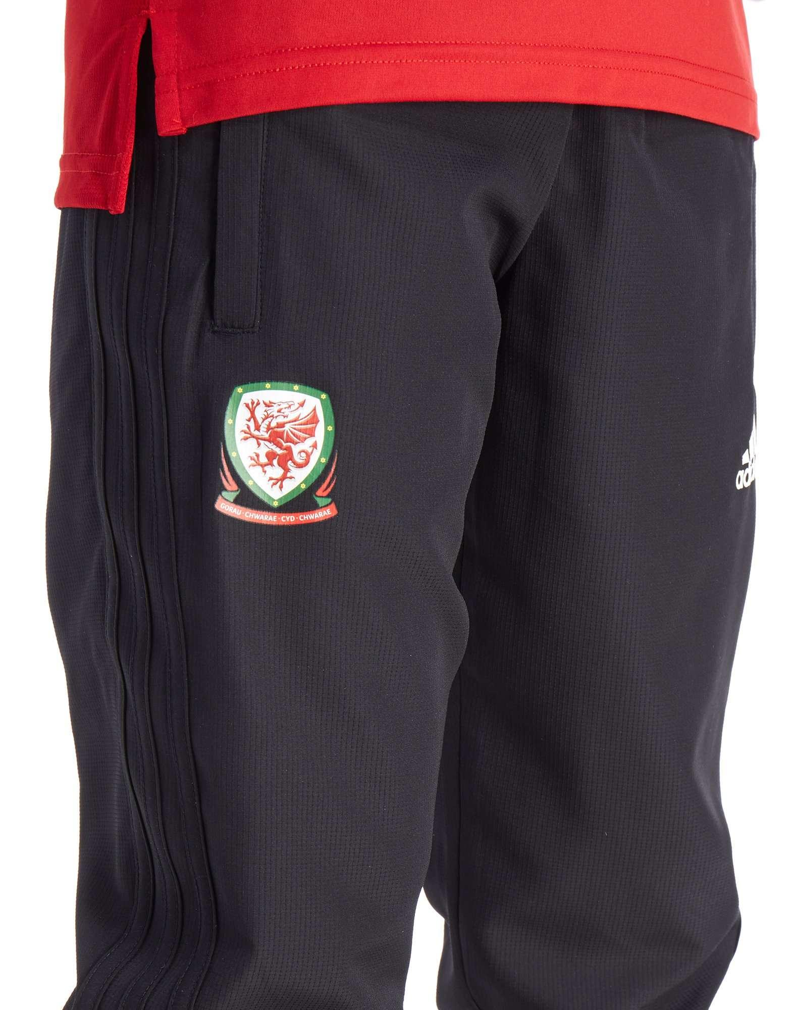 adidas FA Wales 2018/19 Woven Pants Junior