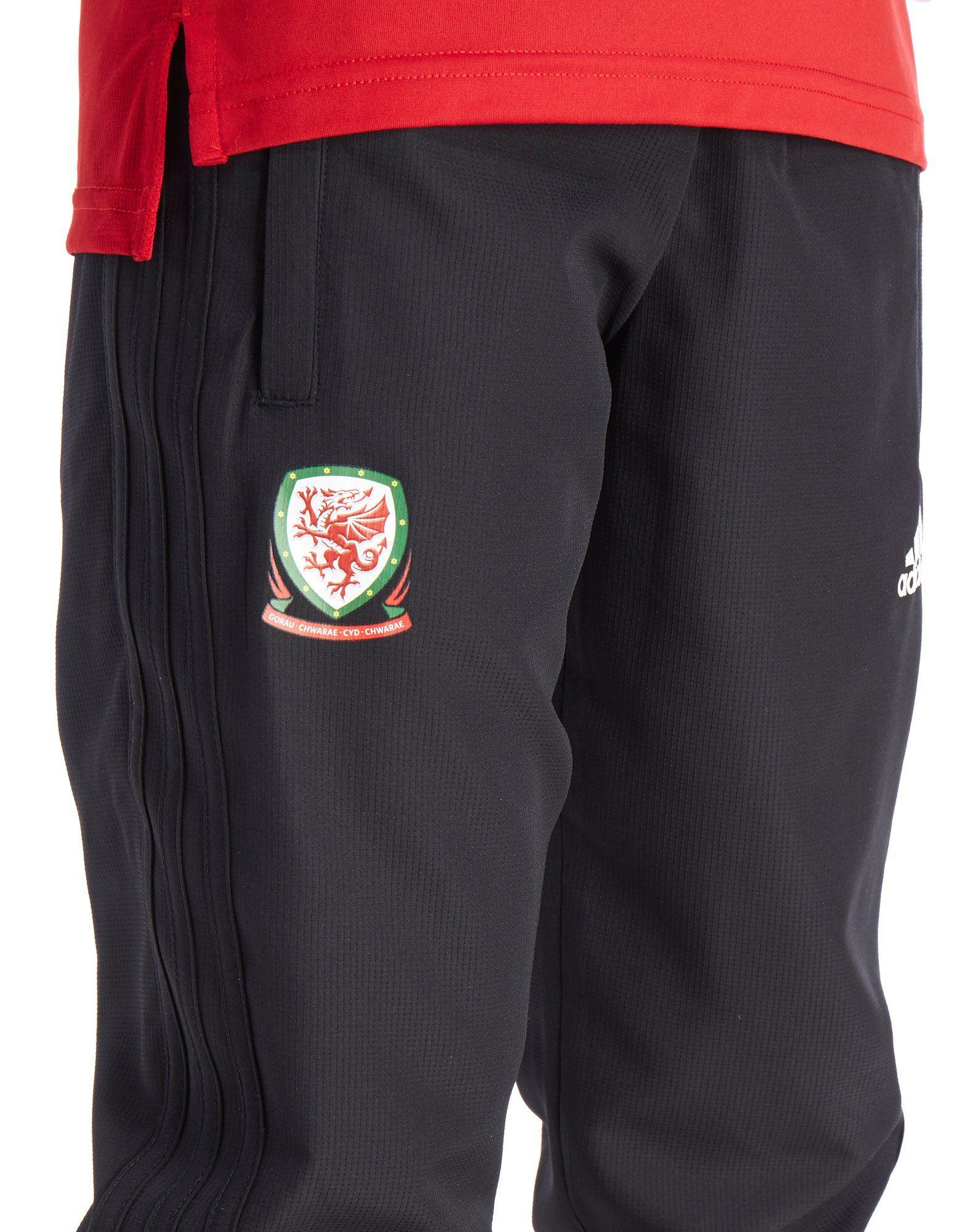 adidas FA Galles 2018 Pantaloni Junior