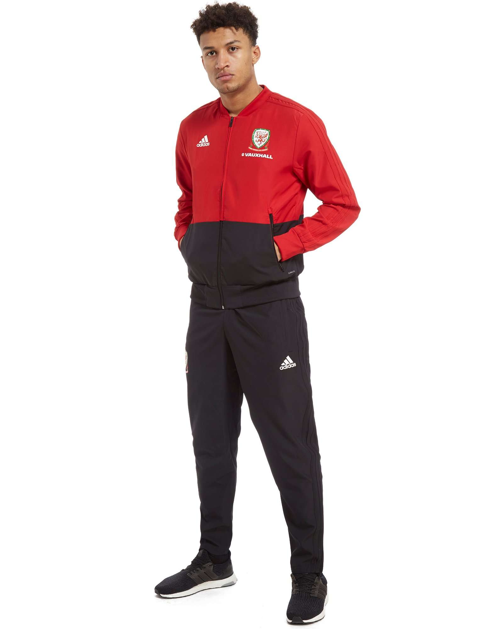 adidas FA Wales 2018/19 Woven Pants