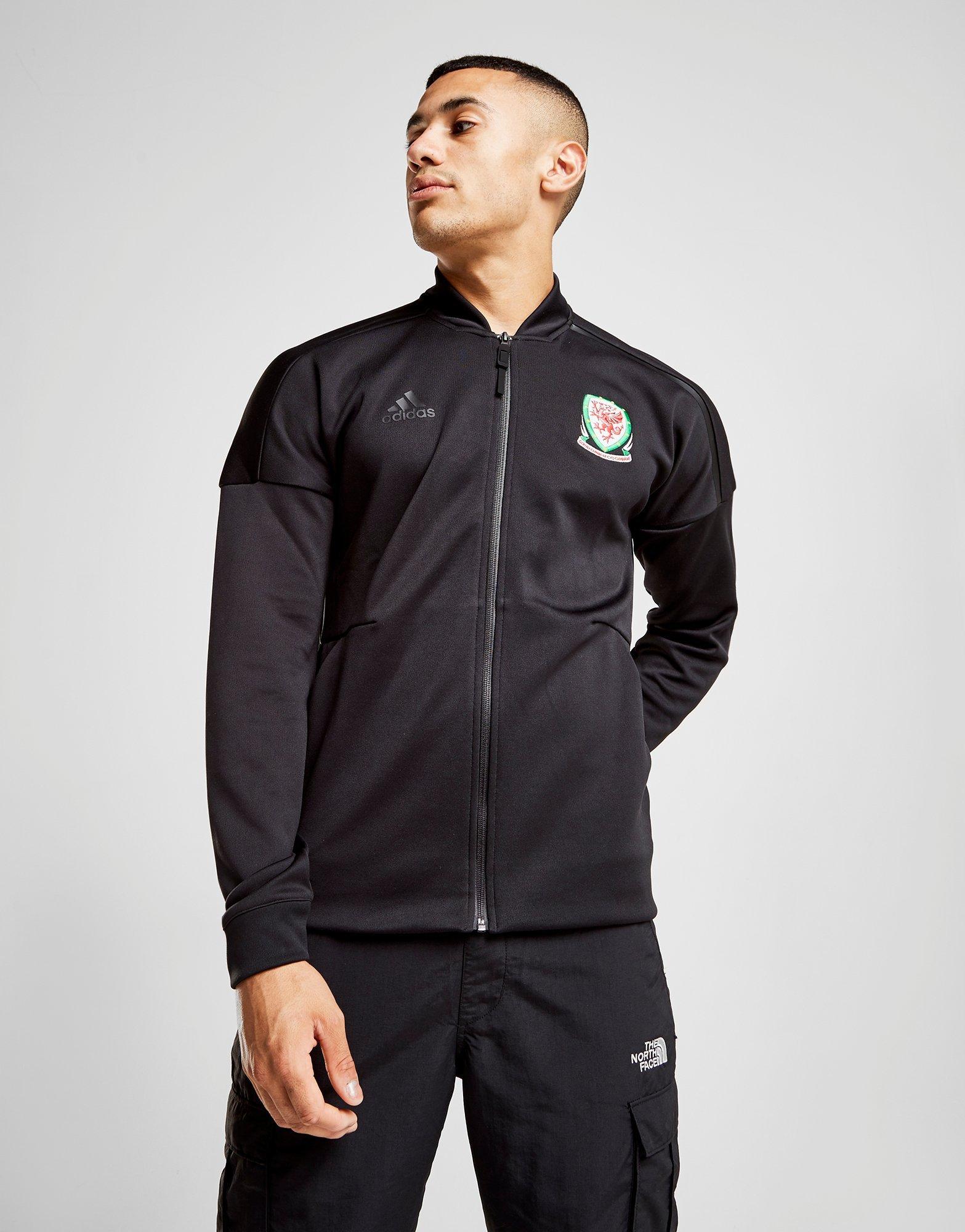 adidas Wales 2018 Anthem Jacket