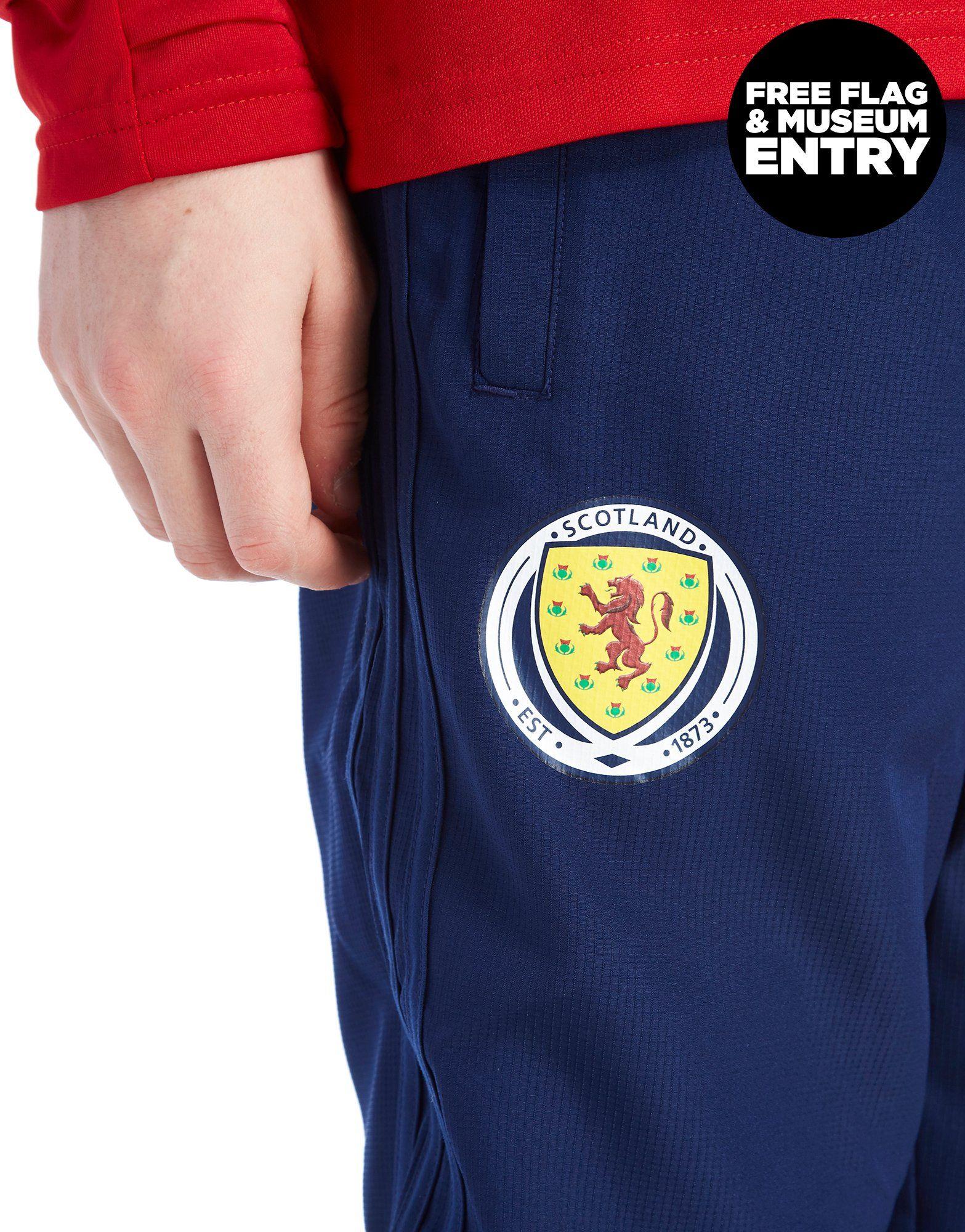 adidas pantalón Escocia FA 2018 júnior