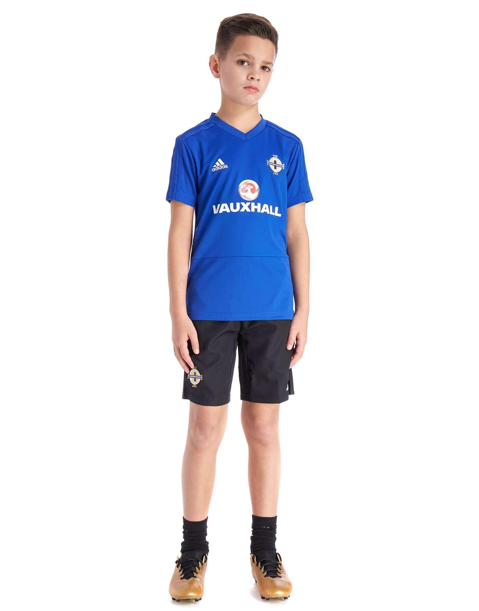 adidas Northern Ireland 2018/19 Woven Shorts Junior