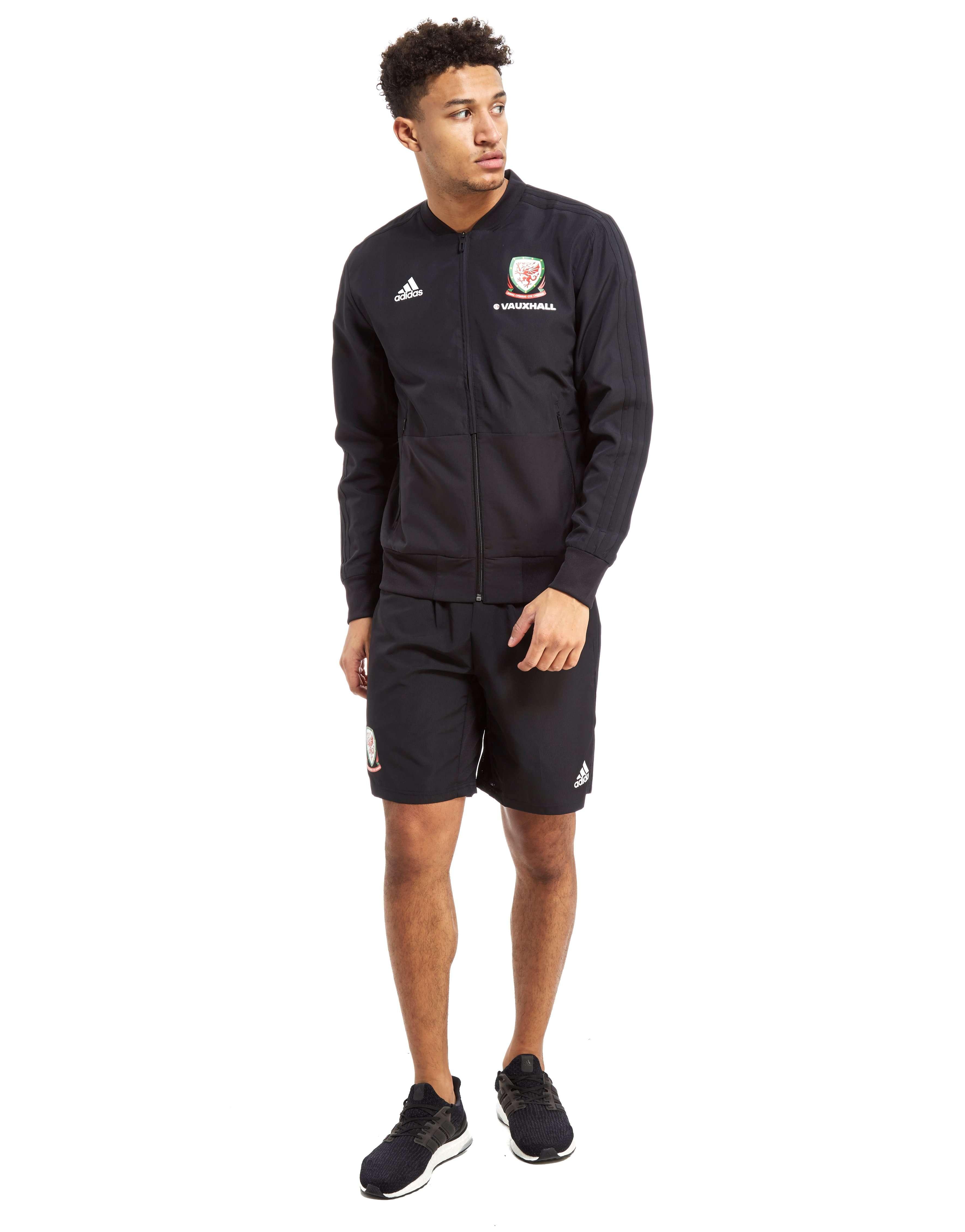 adidas FA Wales 2018/19 Presentation Jacket