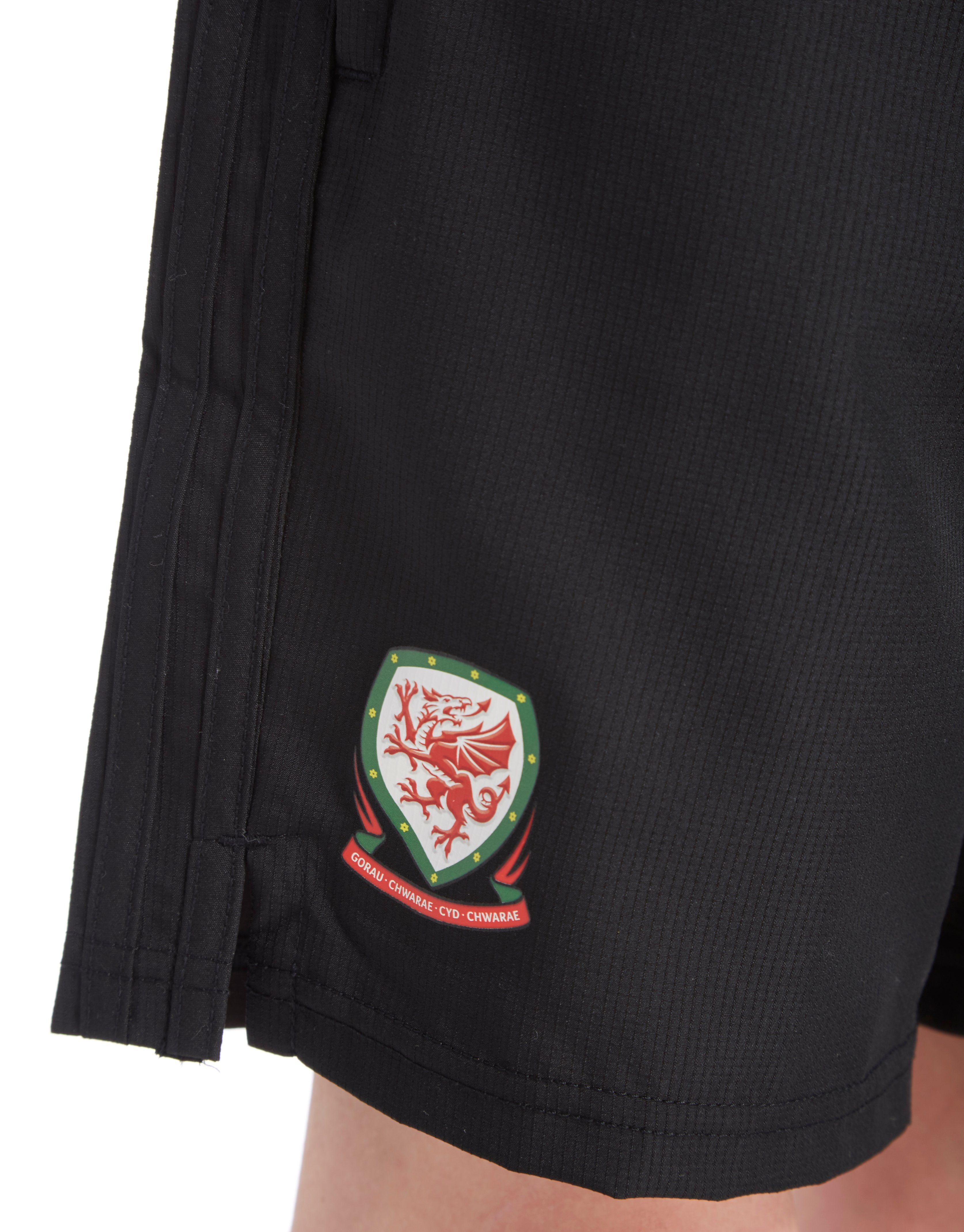 adidas FA Wales 2018/19 Woven Shorts Junior
