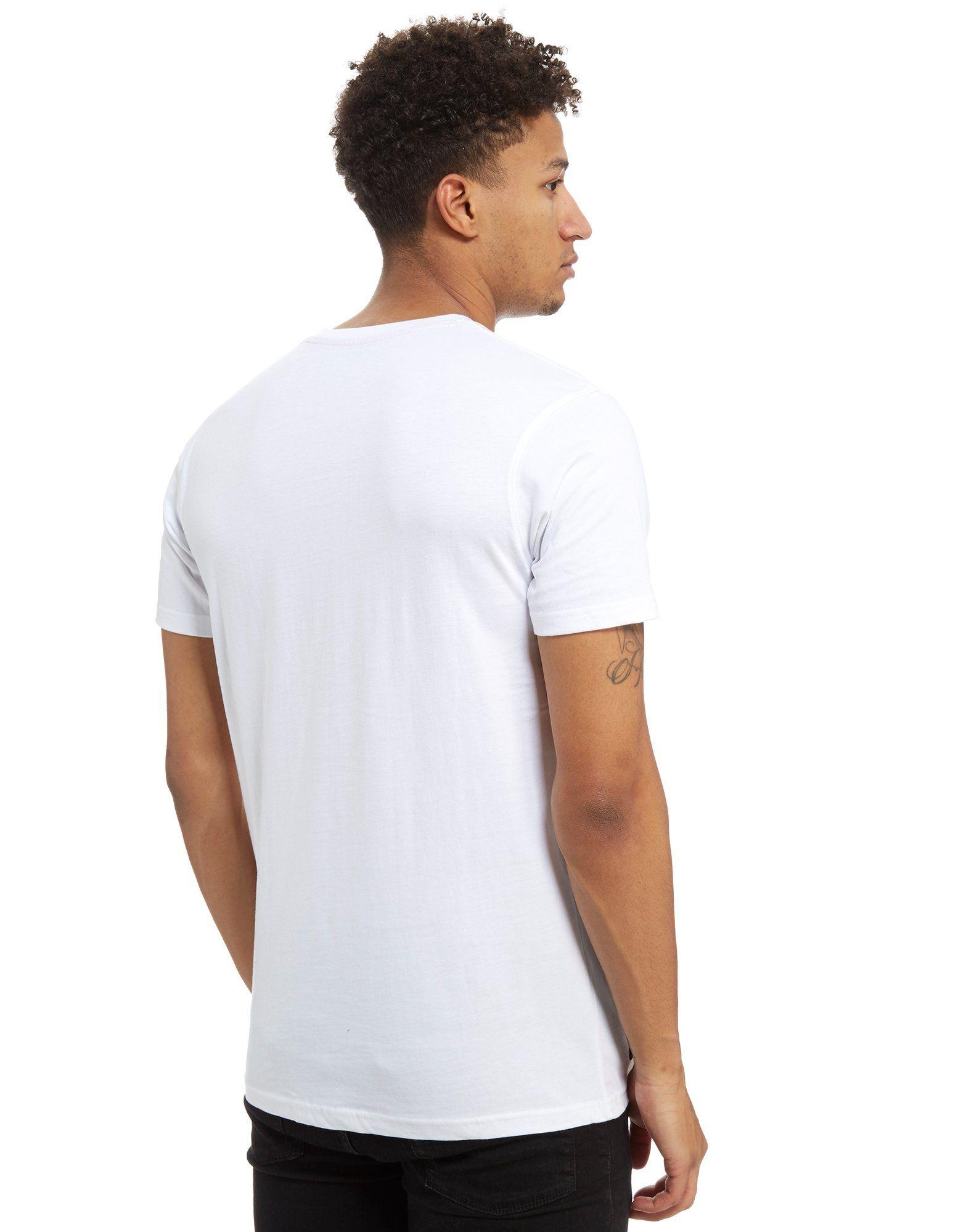 McKenzie Worral T-Shirt Weiss