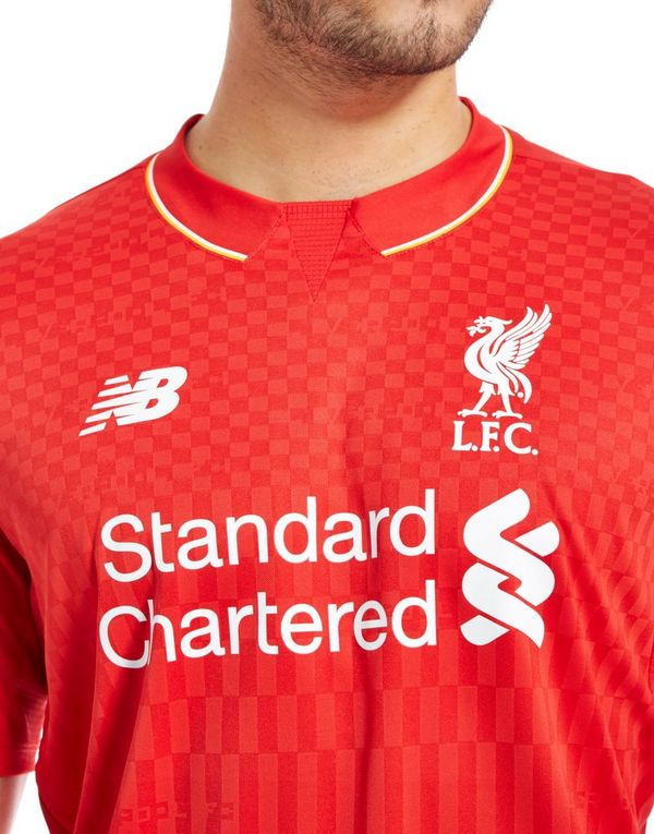 New Balance Liverpool FC Home 2015 Sturridge Shirt