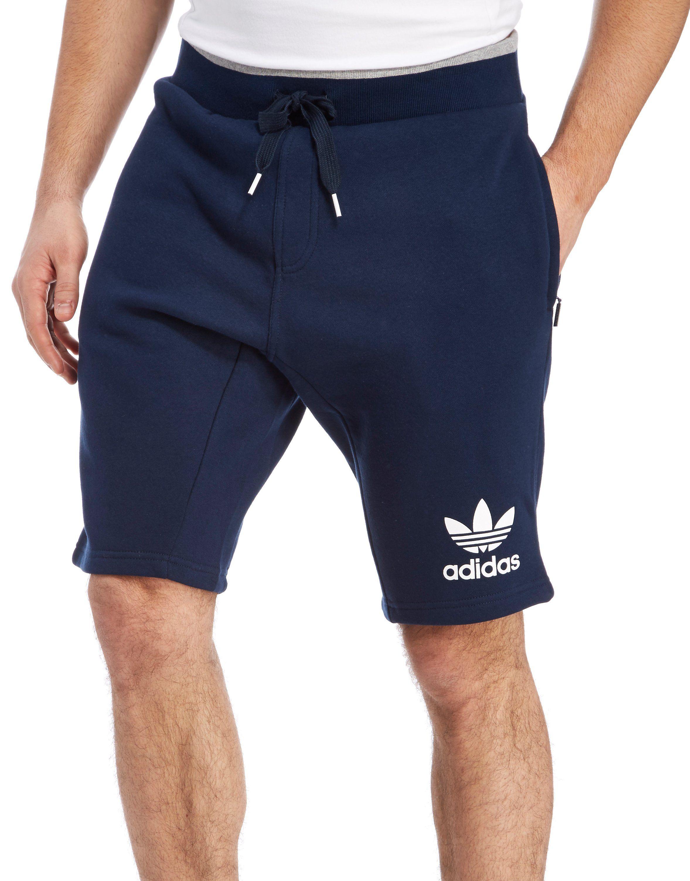 adidas trefoil shorts