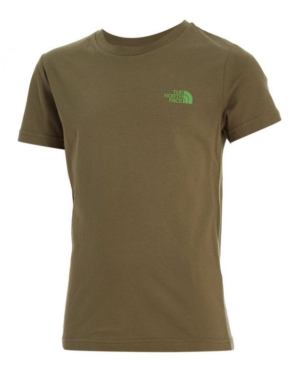 6530913fdc1d The North Face Simple Dome T-Shirt Junior