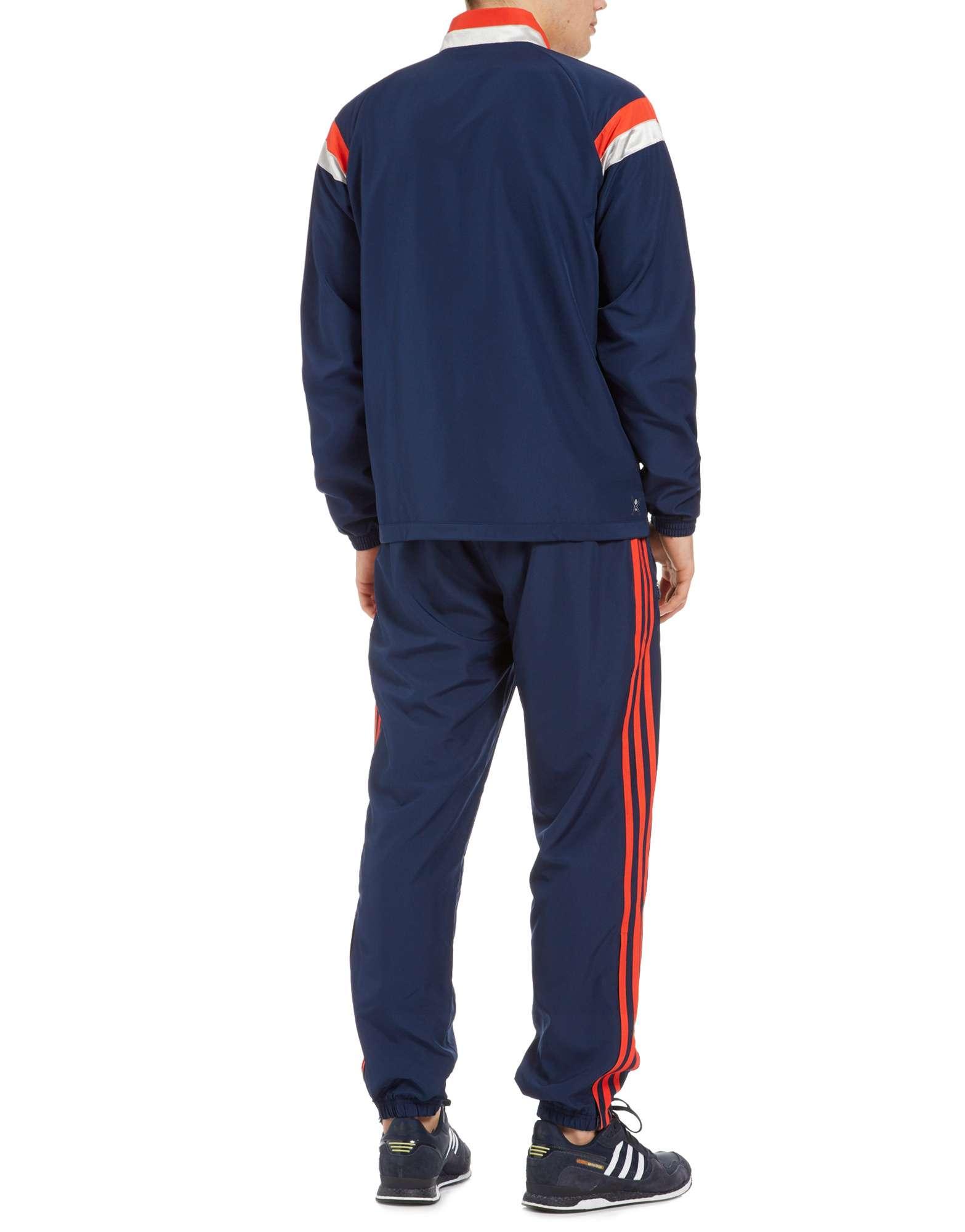 adidas Scotland Presentation Suit