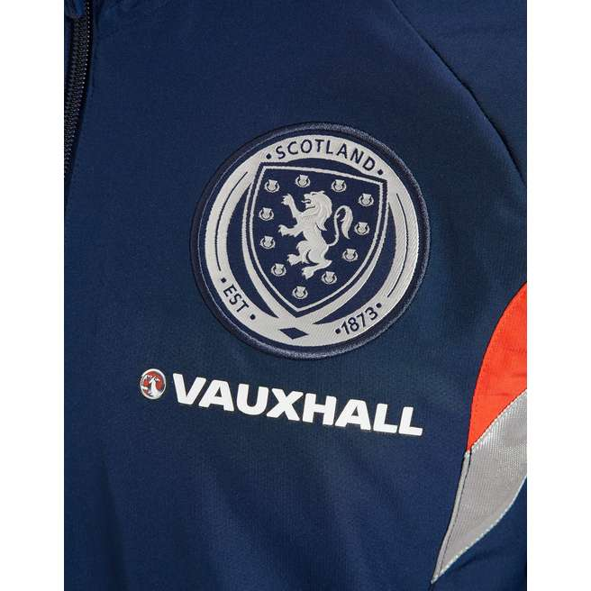 adidas Scotland Presentation Suit