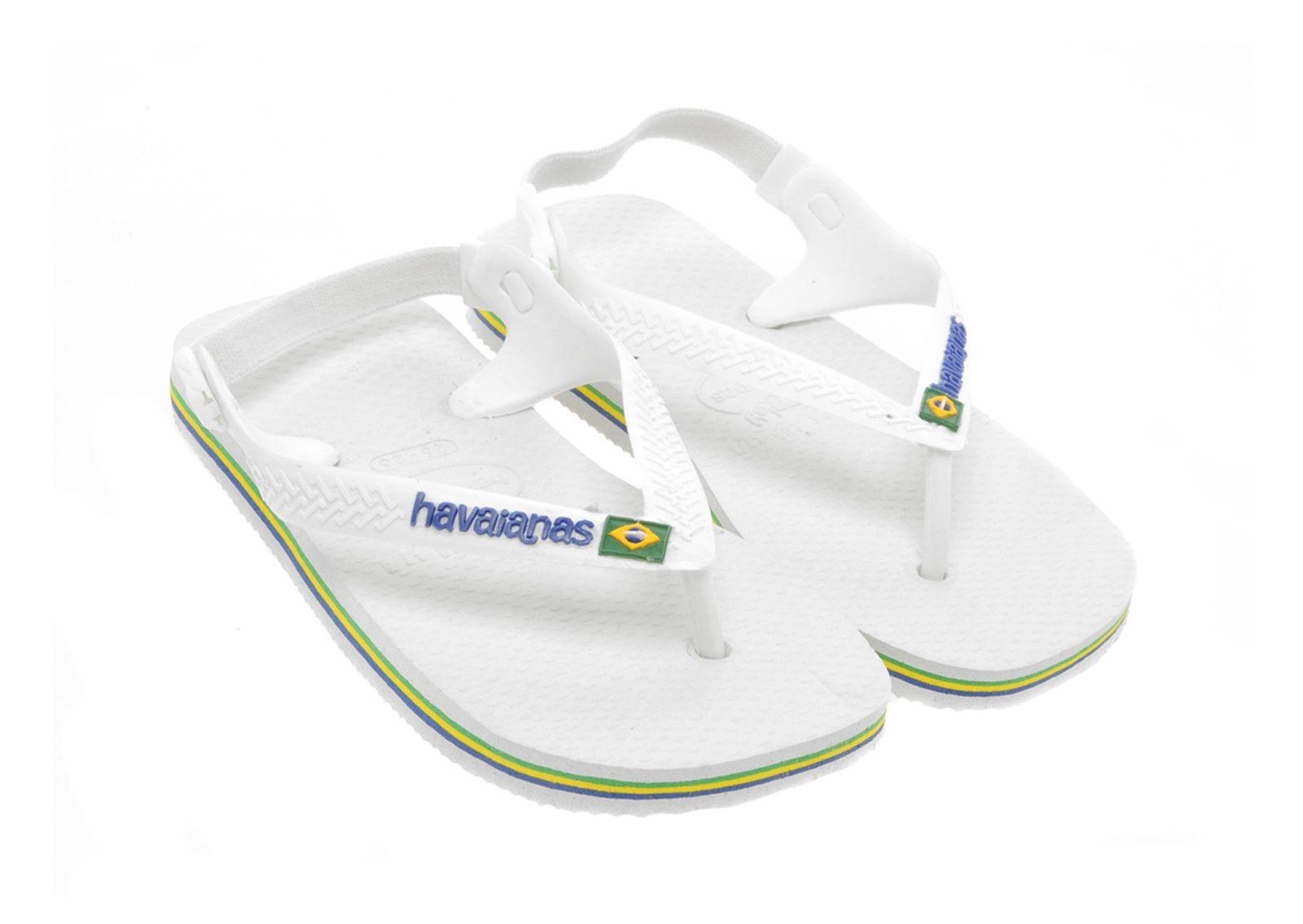 Havaianas Baby Brazil Logo Flip Flops Infant