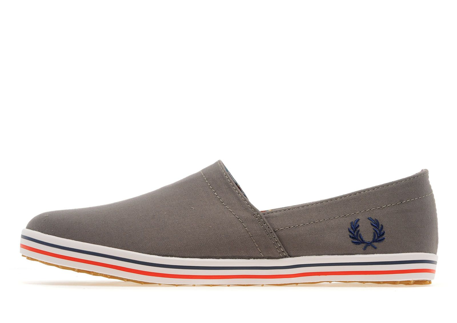 Fred Perry Kingston Stampdown