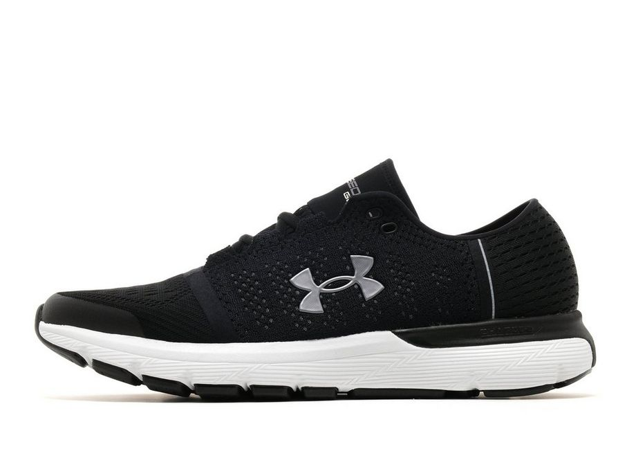 Under Armour Gemini Vent - Men's Running Shoes - Black 004741