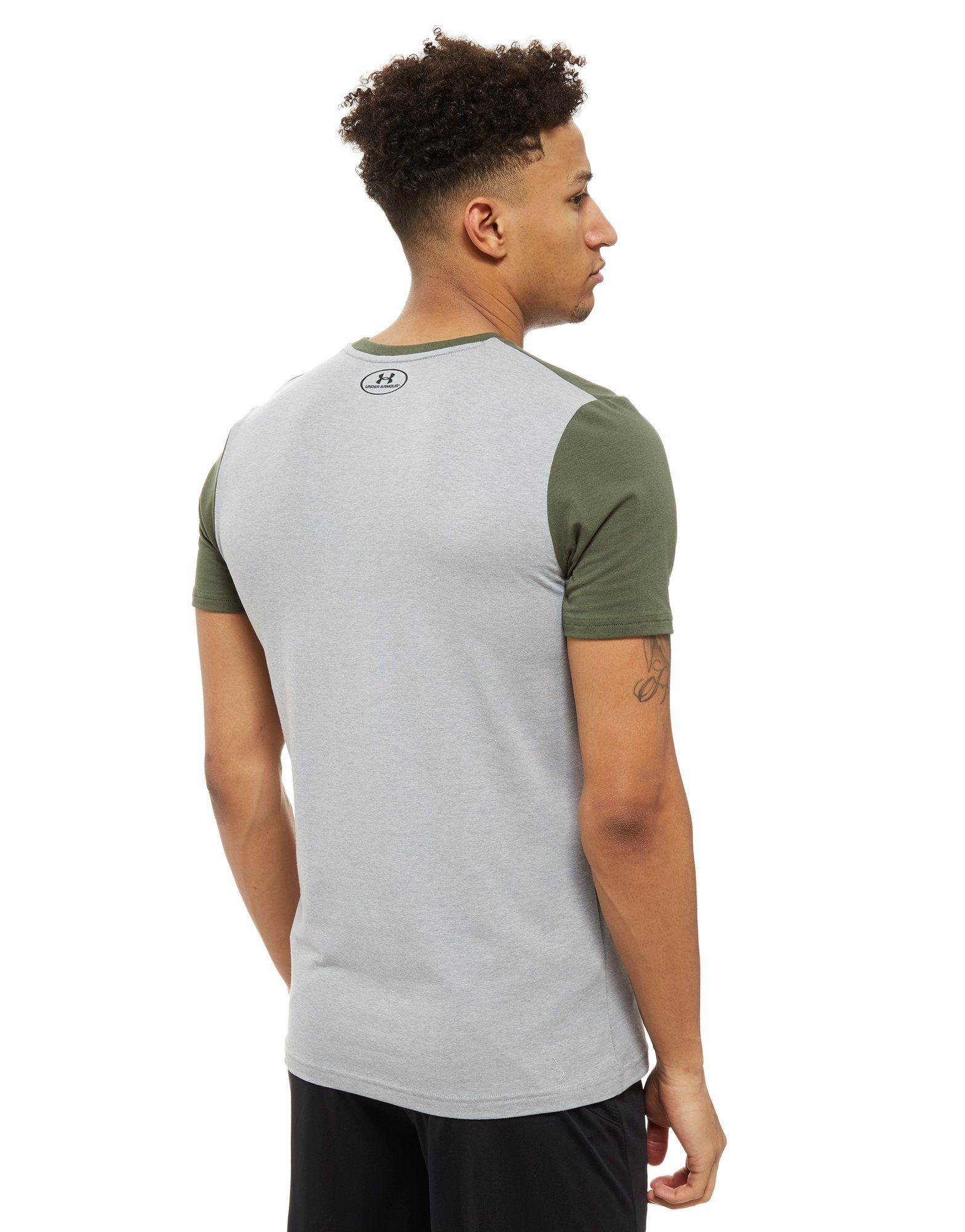 Under Armour Farbblock T-Shirt