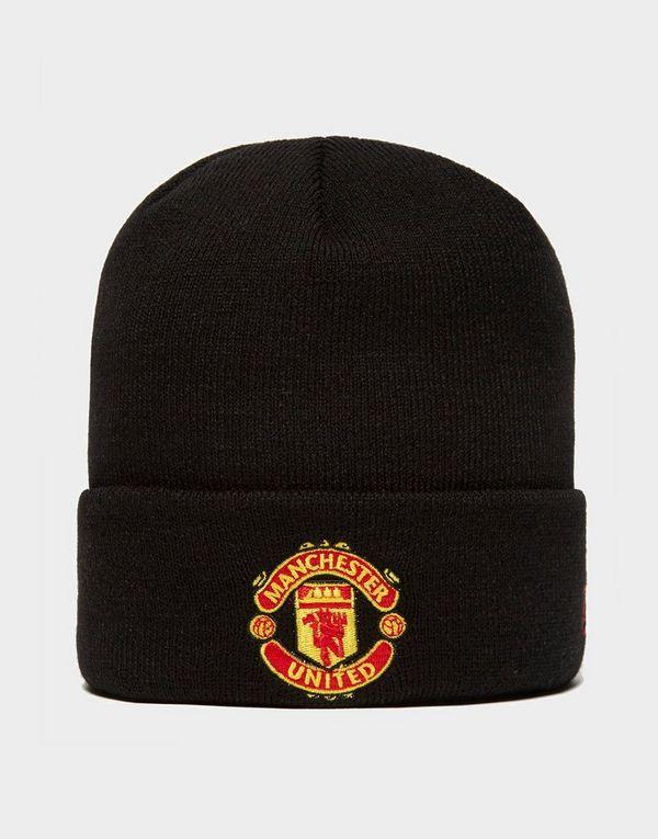 New Era Bonnet en tricot Manchester United