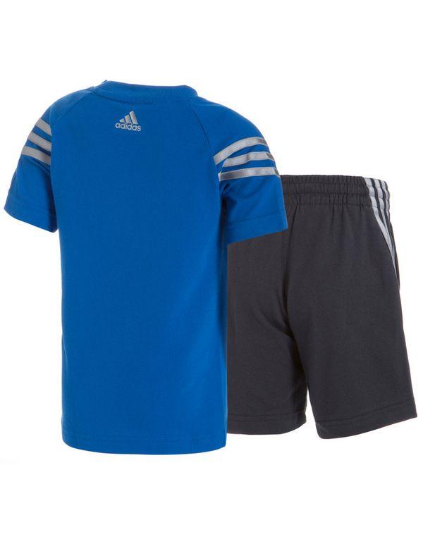 adidas Spiderman T-Shirt/Shorts Set Childrens