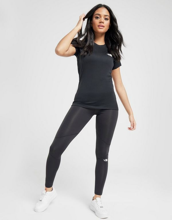 The North Face Short Sleeve Flex T-Shirt Dames