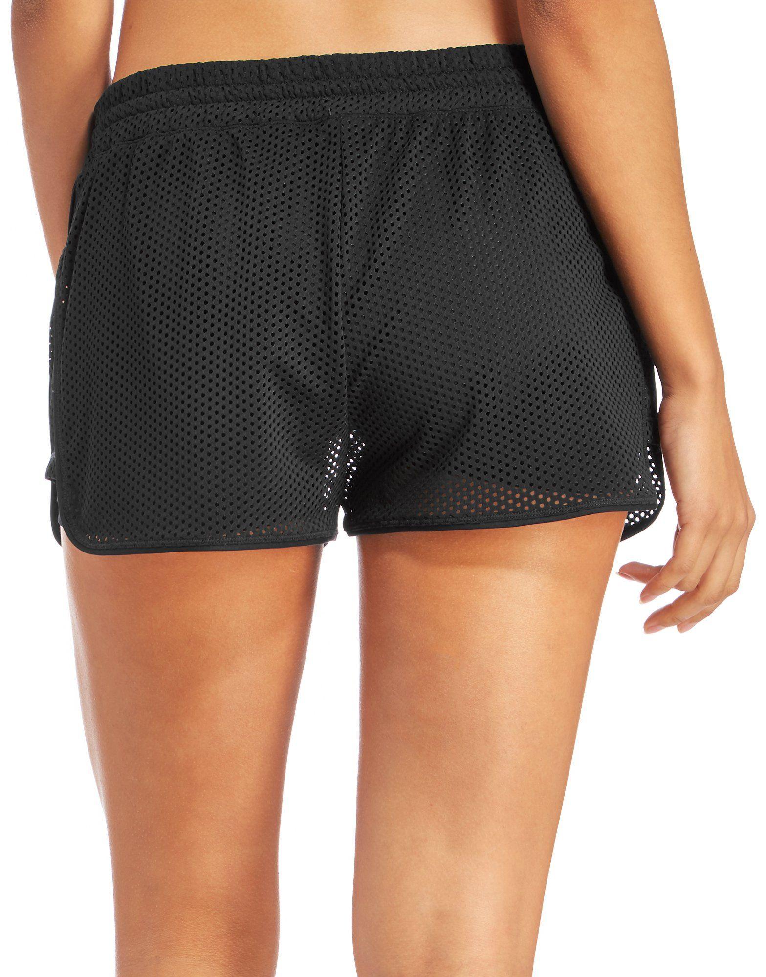 IVY PARK Mesh Shorts