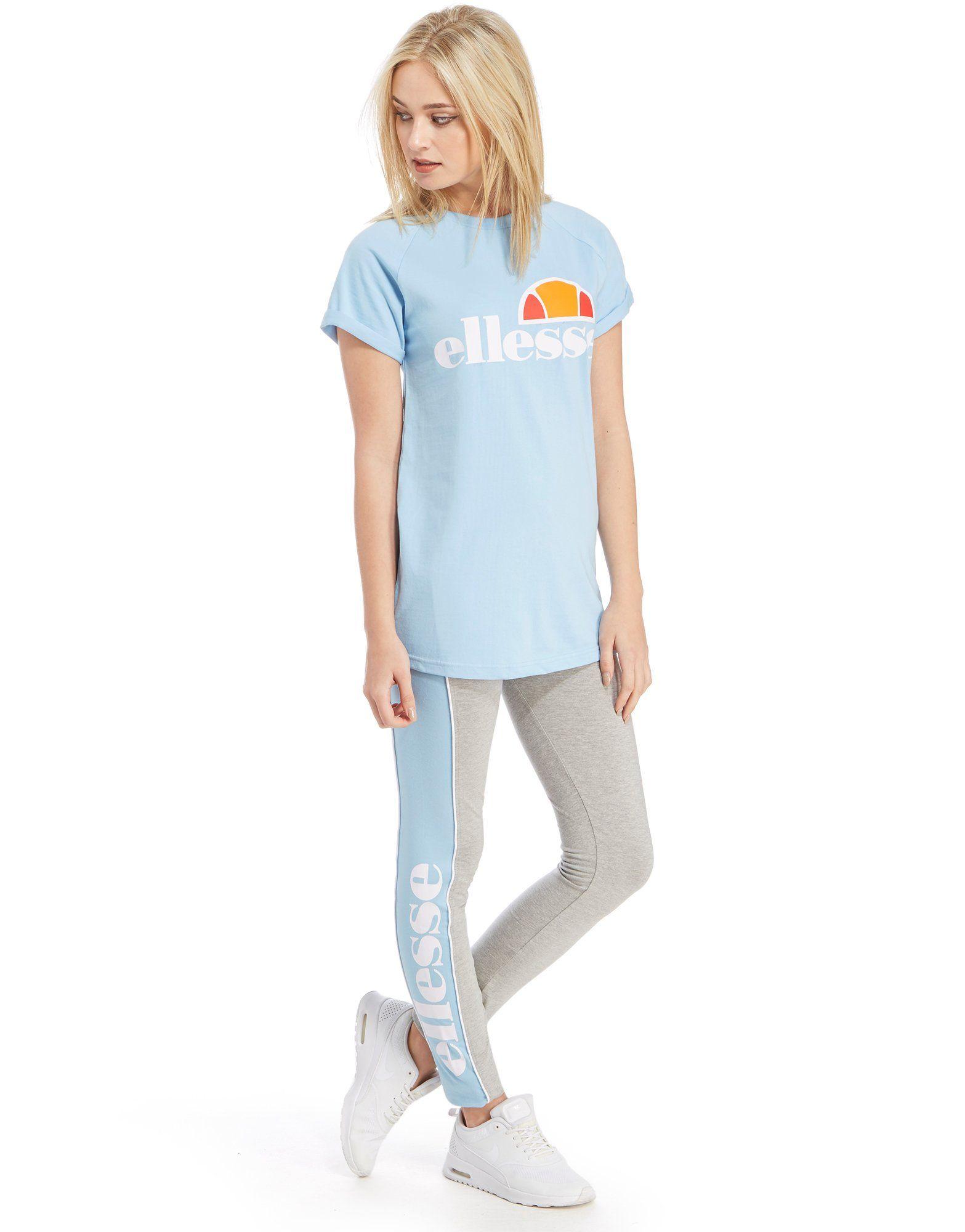 Ellesse Crew T-Shirt