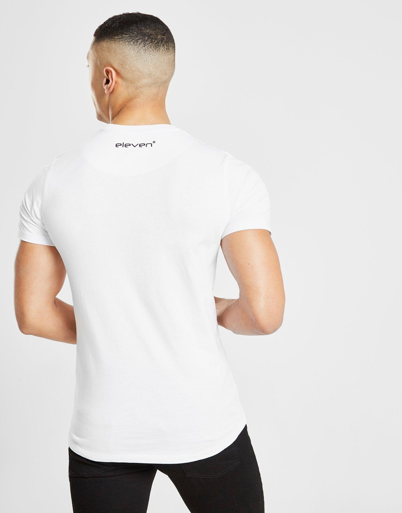 Auslass Niedrig Versandkosten 11 Degrees Core T-Shirt Weiss Spielraum Nicekicks Wählen Sie Einen Besten Günstigen Preis Billig Verkauf 2018 Neue Finden Große Günstig Online ehfvkdC