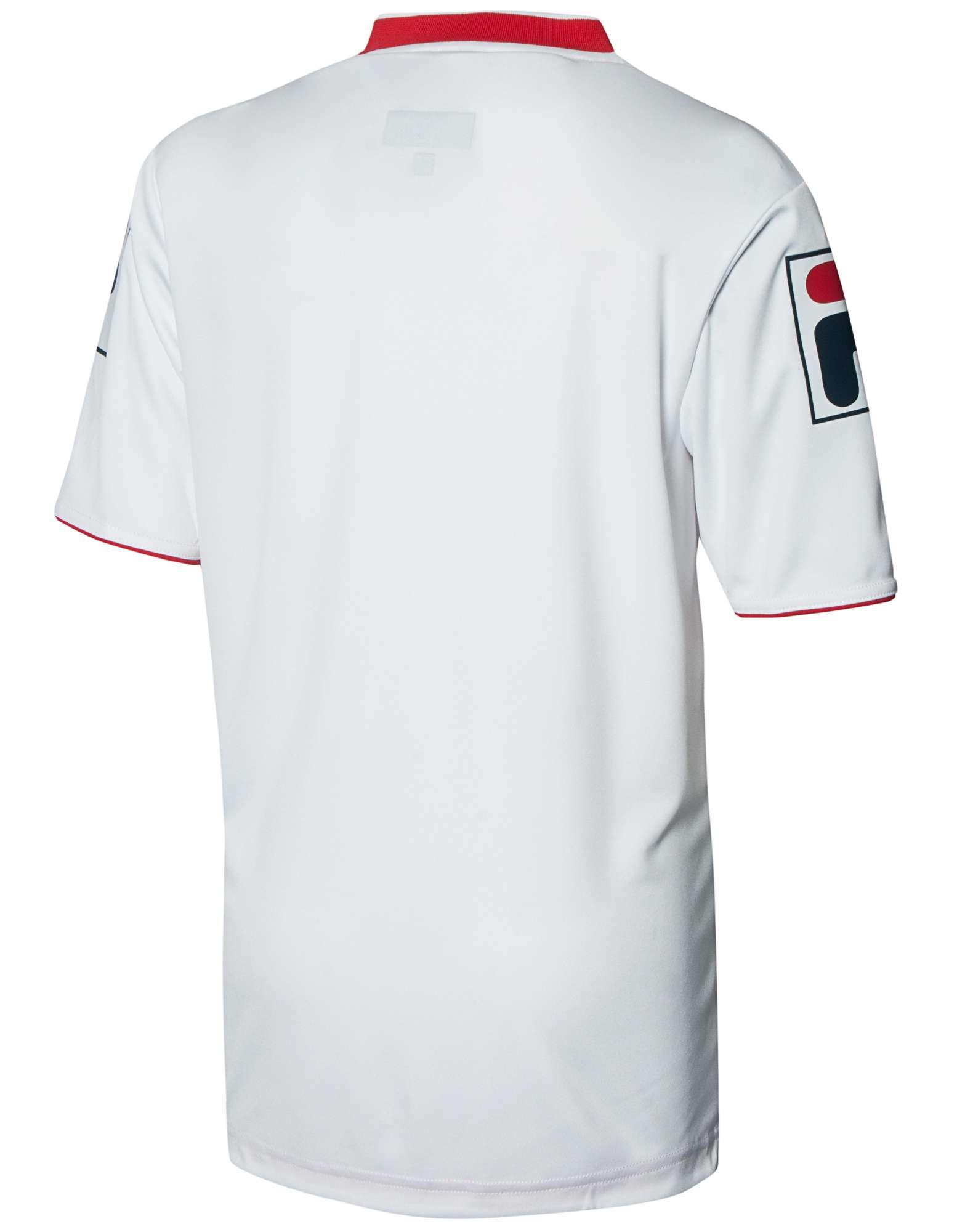 Fila Stevenage 2013/14 Home Shirt Junior