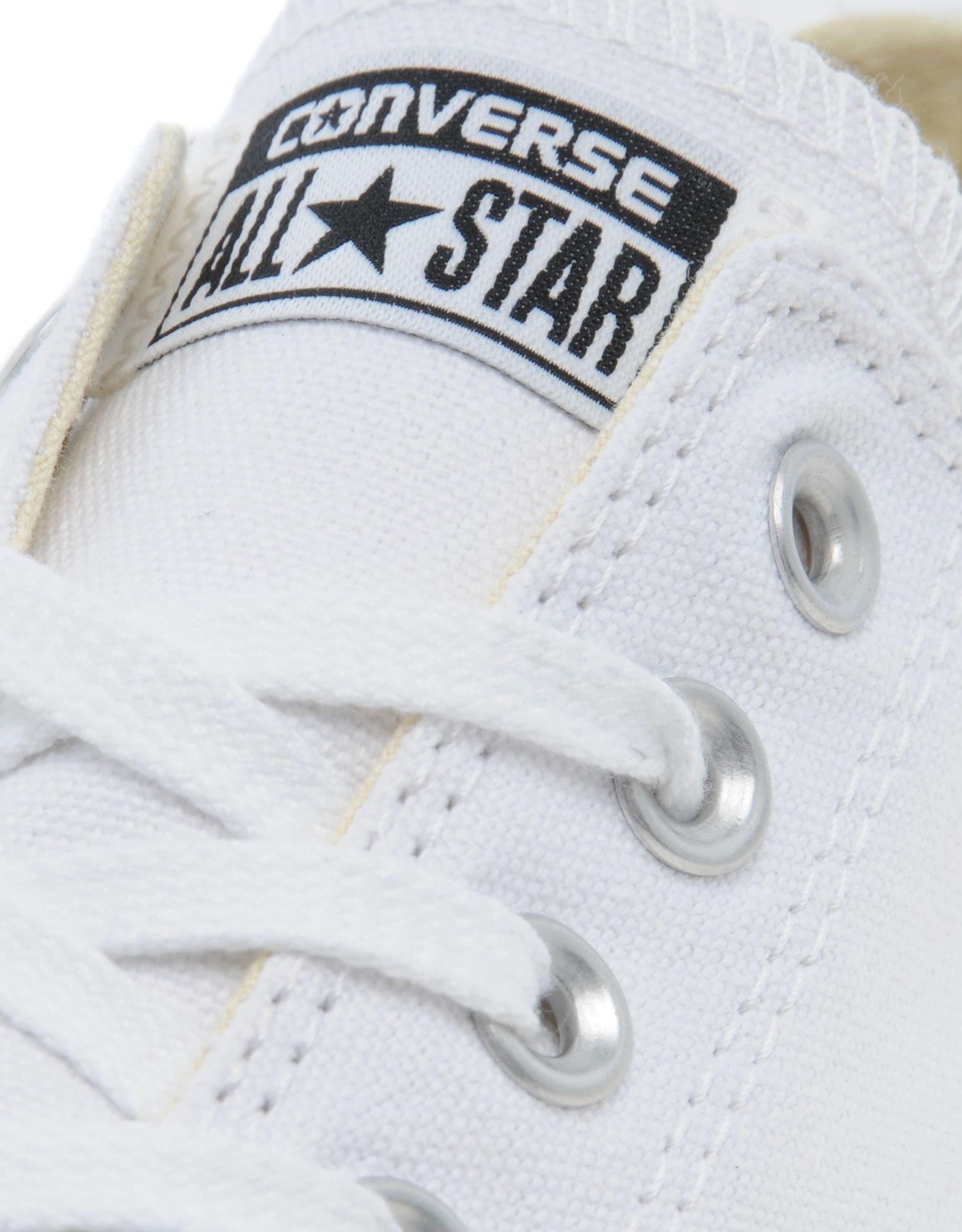 Converse All Star Ox Lean