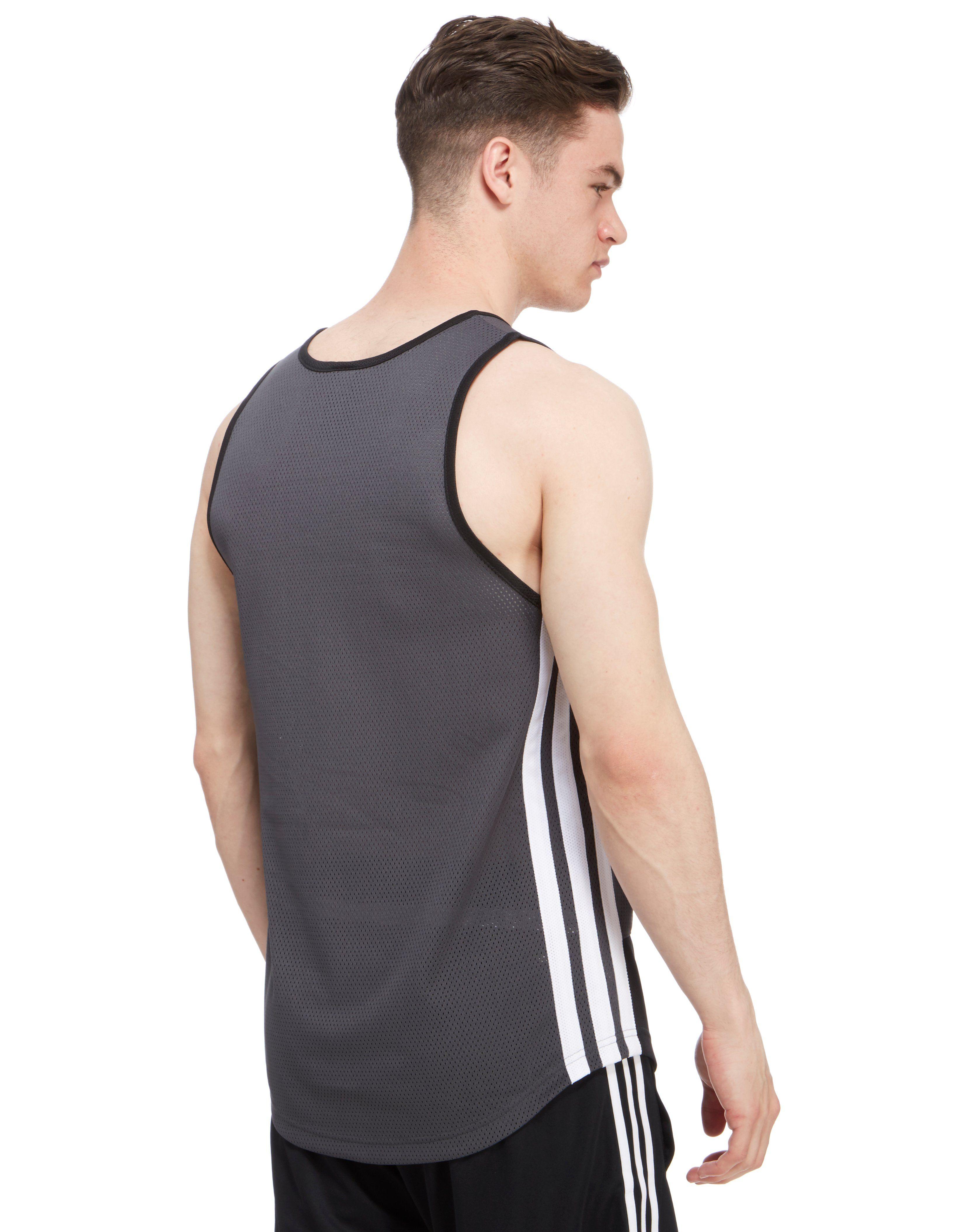 Adidas Originals Hoops Brooklyn Nets Vest Jd Sports