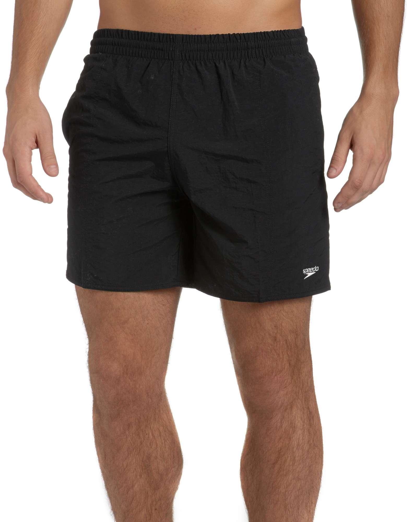 aa528551f574 Speedo Solid Leasure Shorts