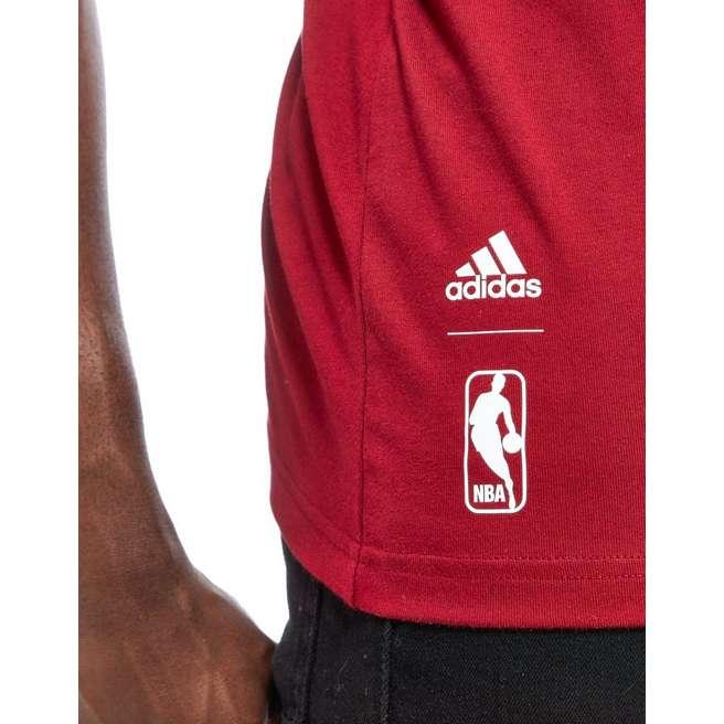 adidas Cavaliers Basketball Fanwear T-Shirt