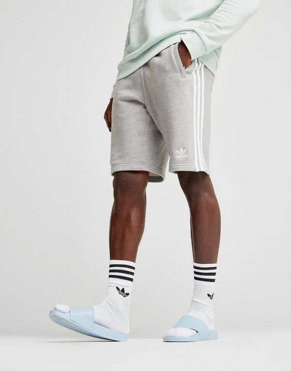 adidas Originals Fleece Logo Short CP2058