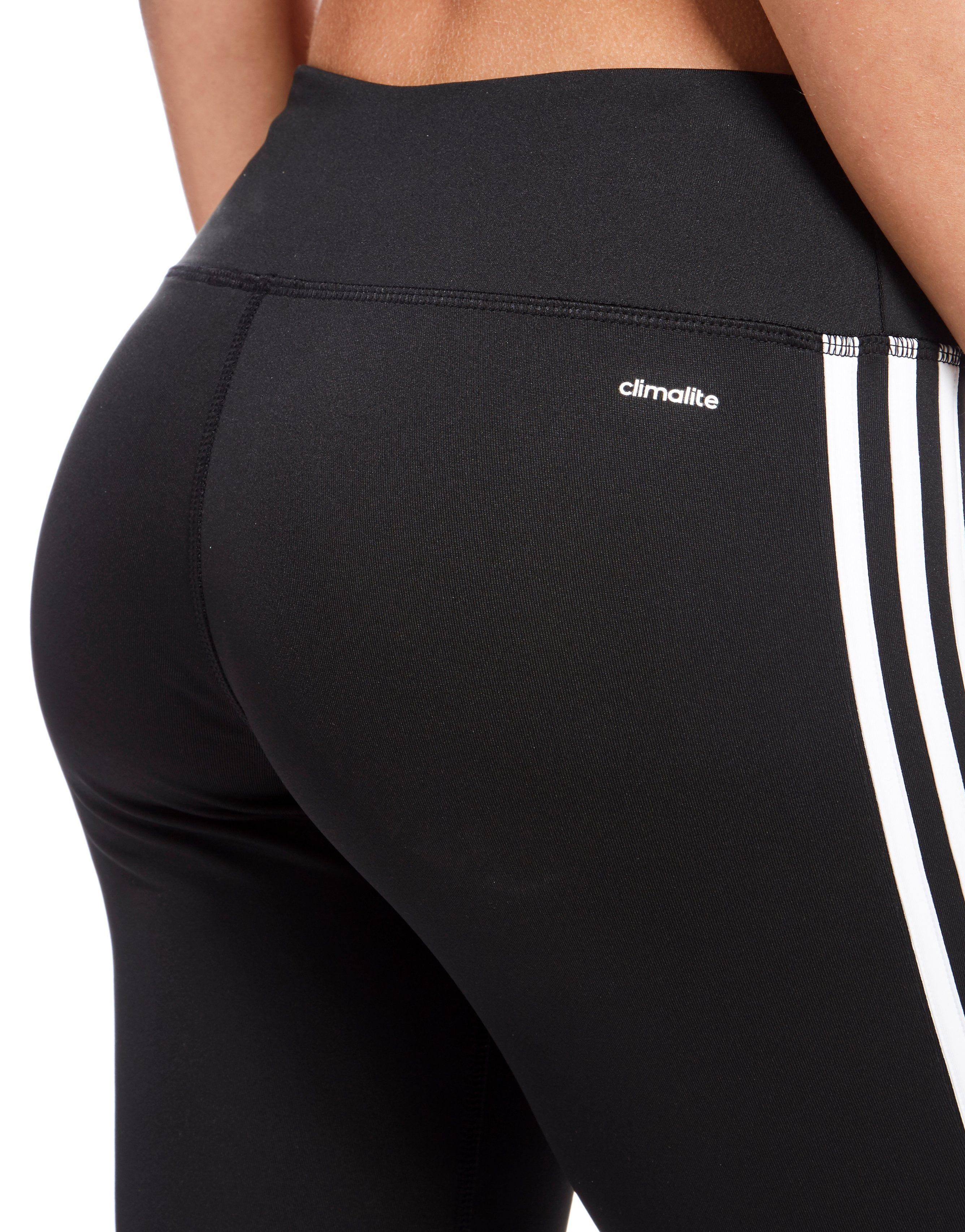 adidas Basic 3-Stripe Long Tights
