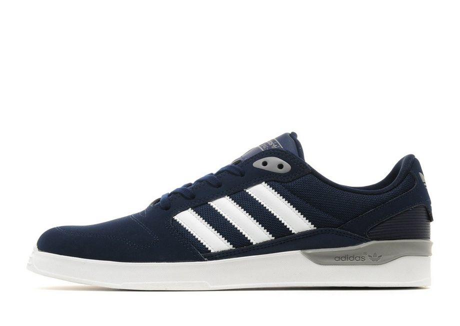 adidas Skateboarding ZX Vulc - Men's Skate Shoes - Blue 008839