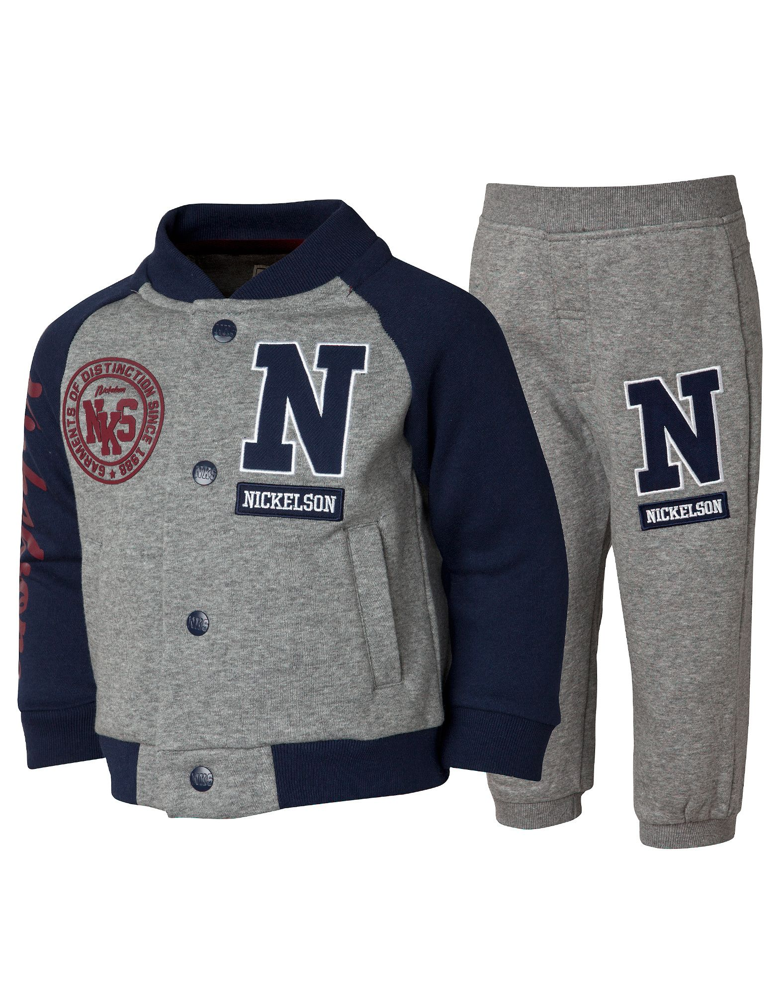 Nickelson Union Baseball Suit Infants