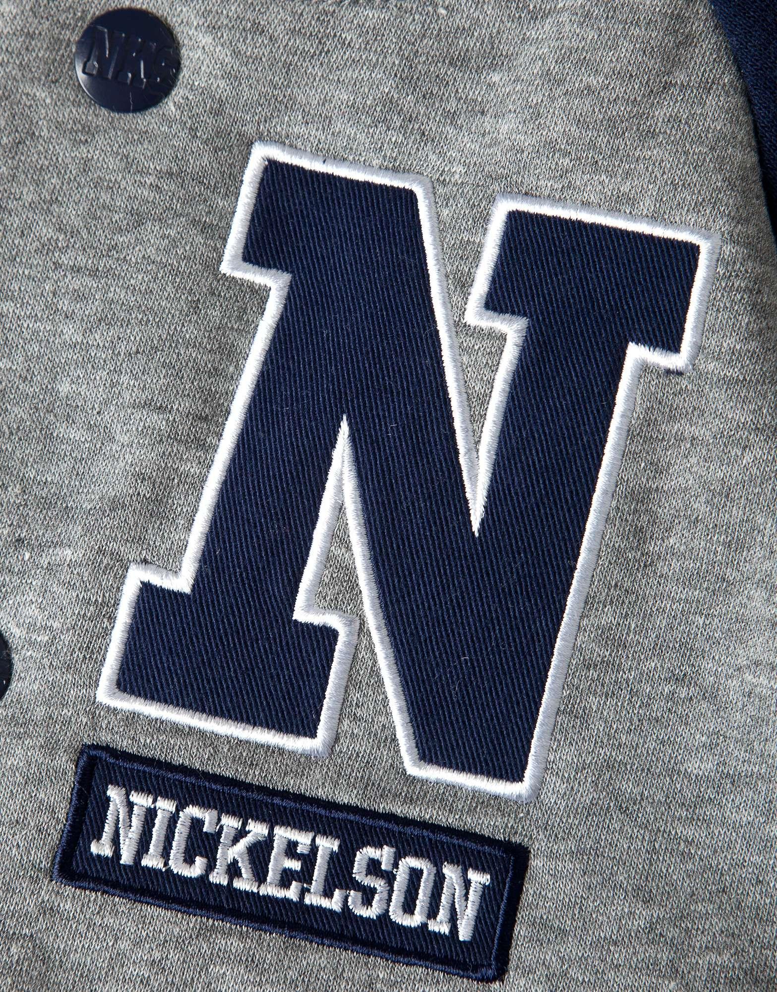 Nickelson Union Baseball Suit Infants