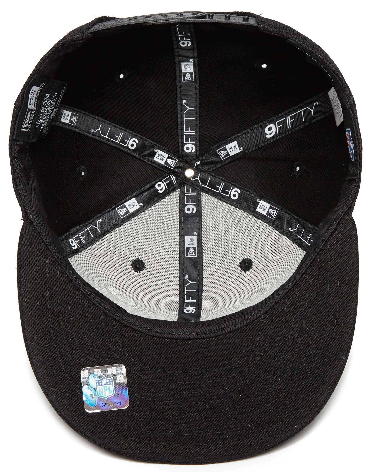 New Era NFL Oakland Raiders 9FIFTY Mesh Snapback Cap