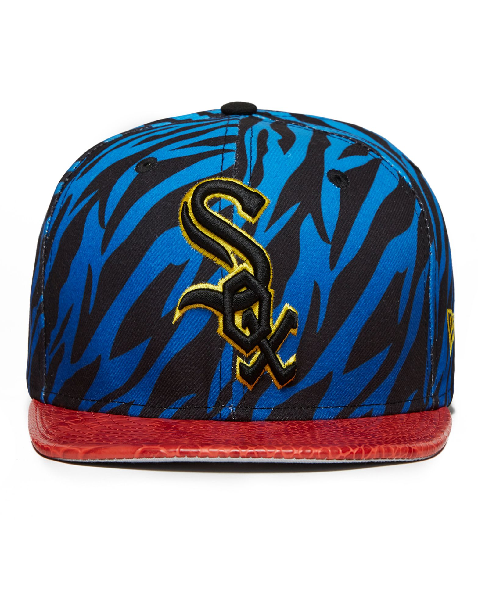 New Era MLB Chicago White Sox 9FIFTY Jungle Snapback Cap