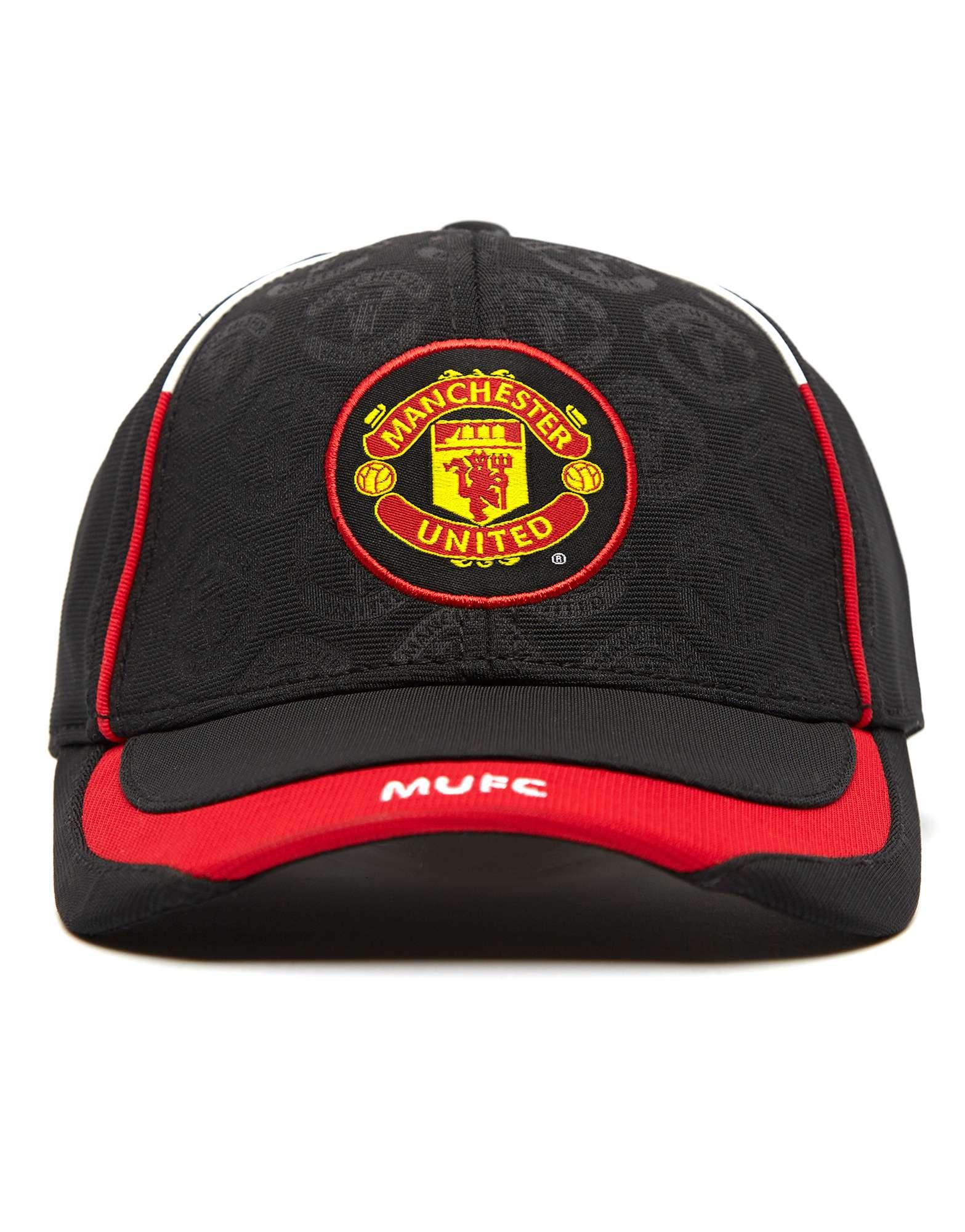 Official Team Manchester United Deboss Cap