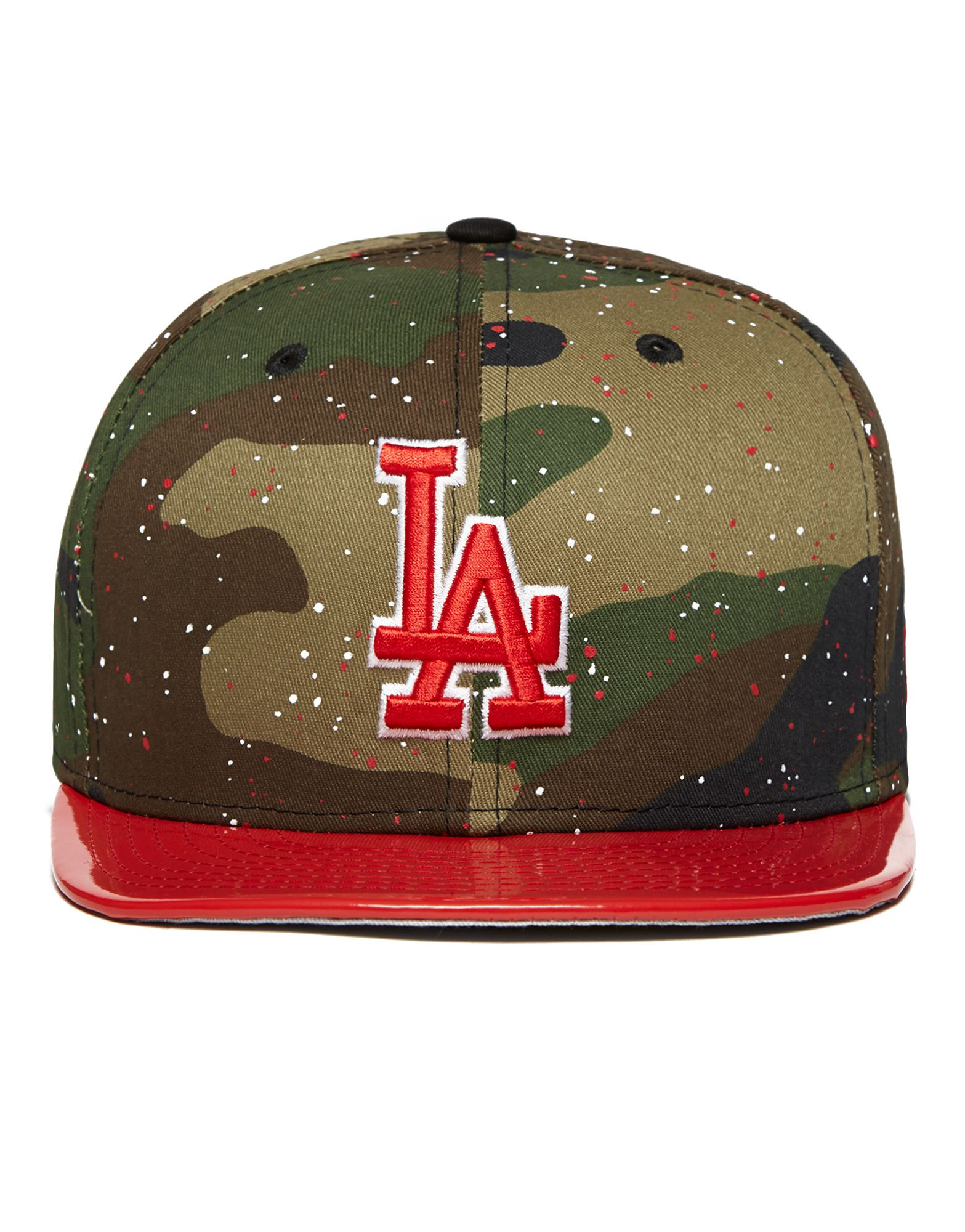 New Era MLB Los Angeles Dodgers Design 59FIFTY Fitted Cap