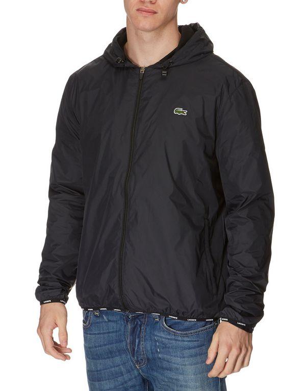 Lacoste Lightweight Hooded Jacket | JD Sports
