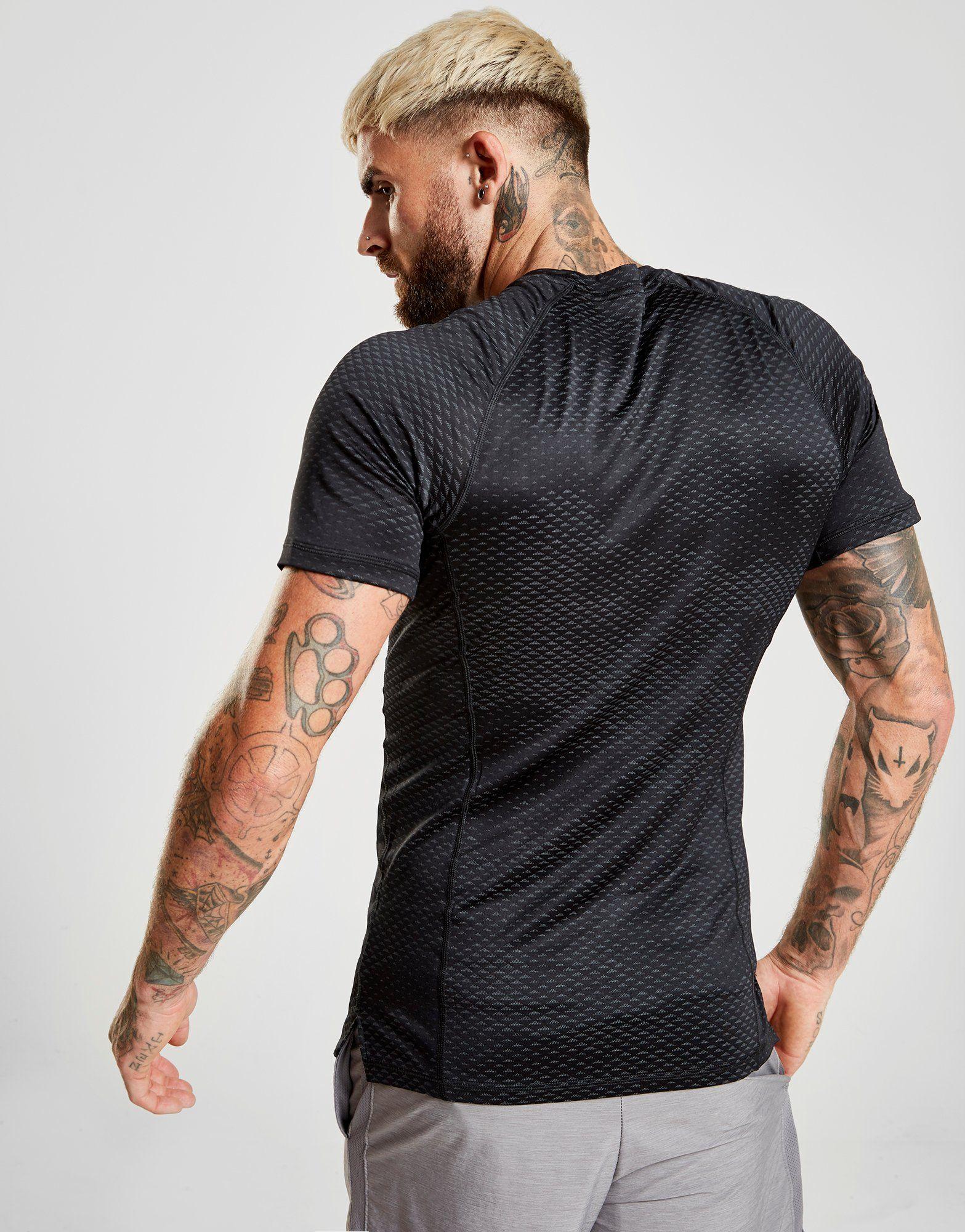 Nike Hypercool Short Sleeve Training Top