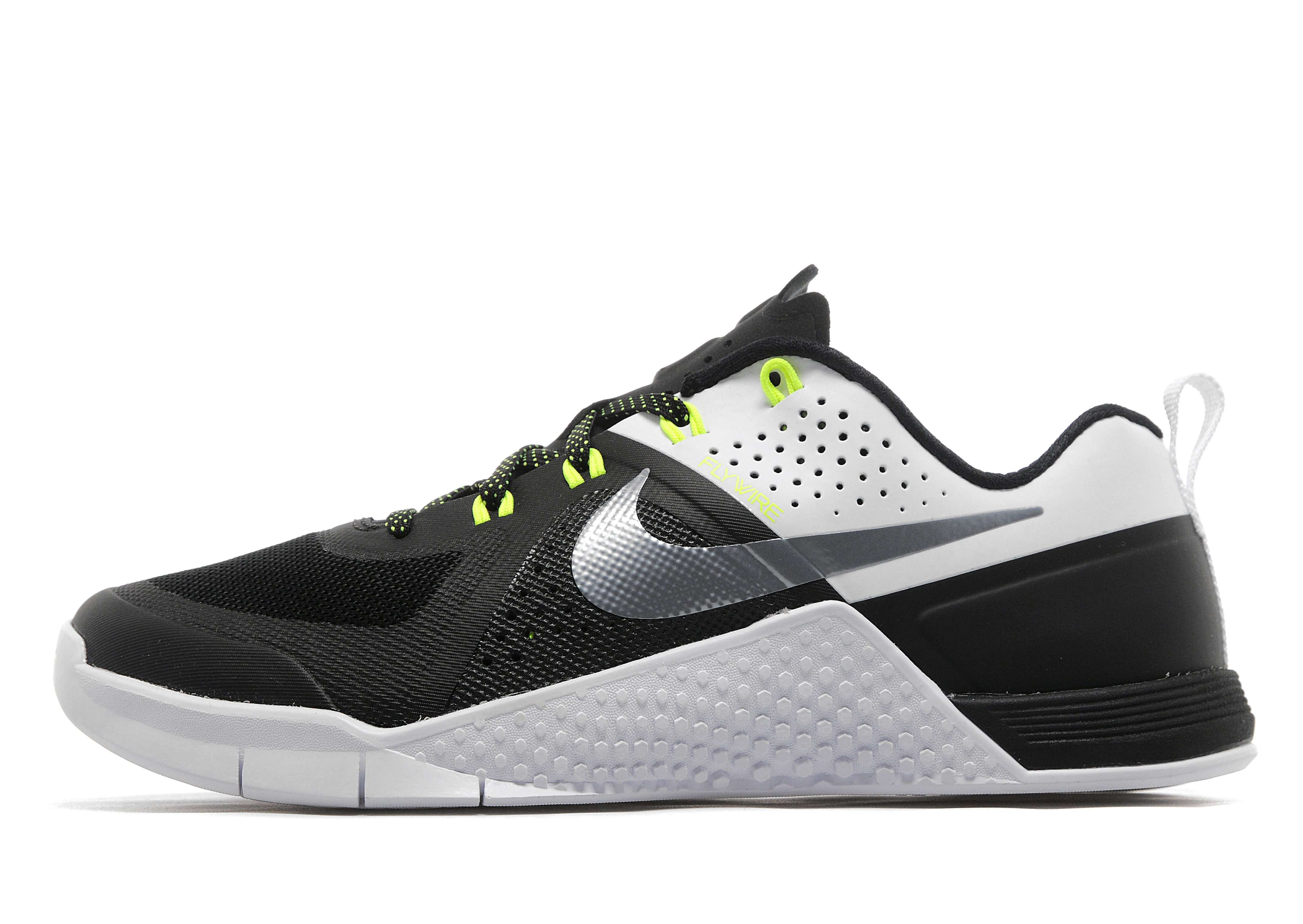 Nike Mens Metcon 1 Grey Black Synthetic Trainers 42 EU