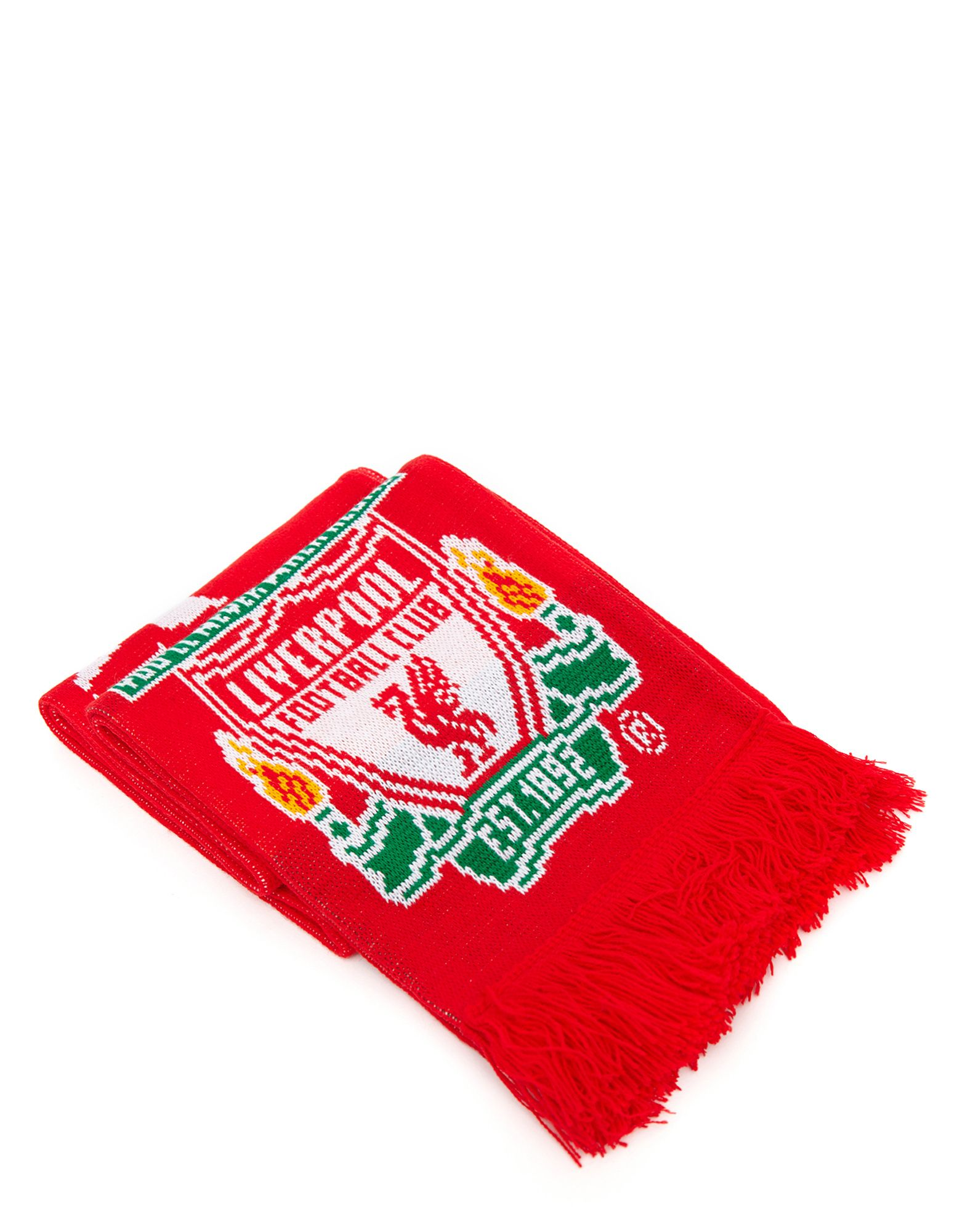 Official Team Liverpool FC Team Scarf