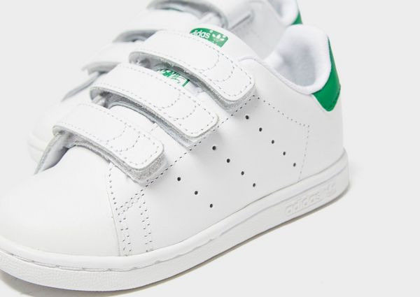3bb7b656908b19 adidas Originals Stan Smith Velcro Infant