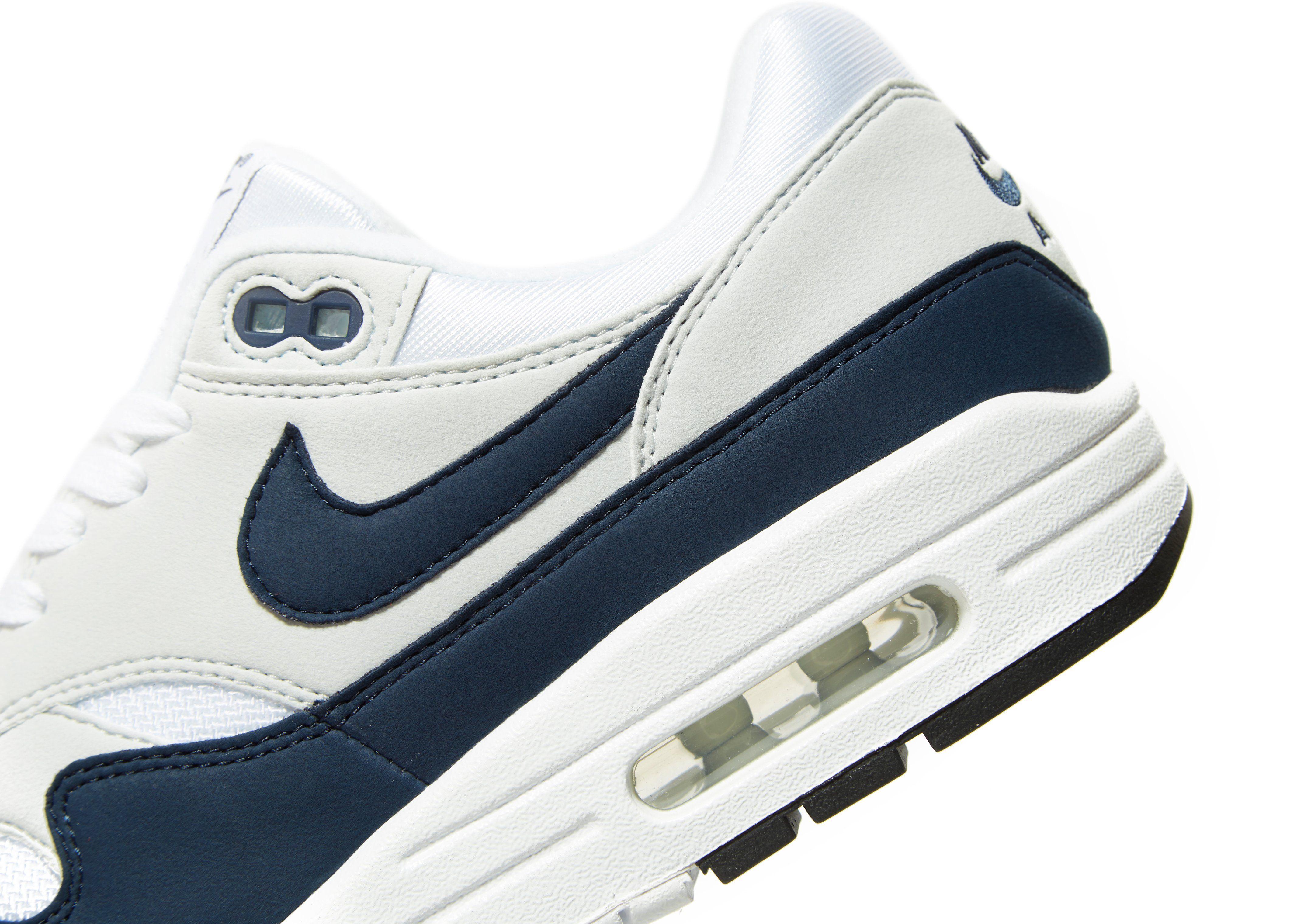Verkauf Sneakernews Steckdose Zuverlässig Nike Air Max 1 Damen Blau 2ucqh