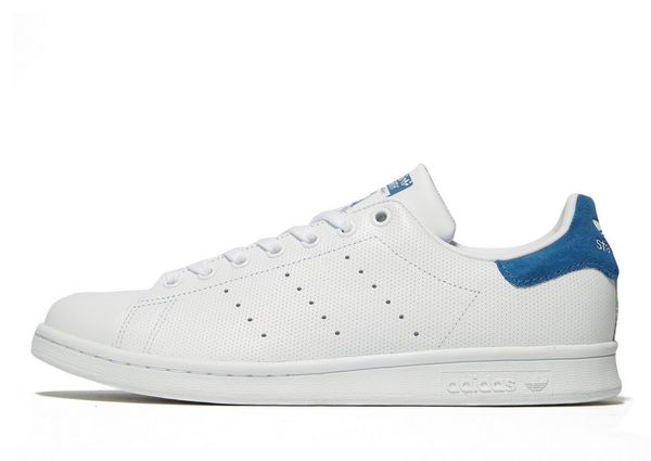 adidas stan smith weiss blau