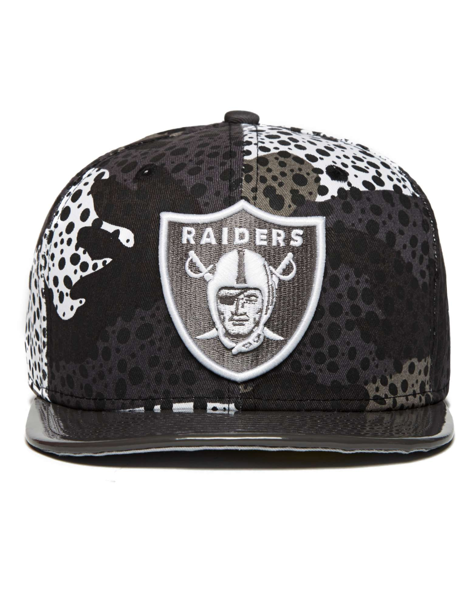 New Era NFL Oakland Raiders Design 59FIFTY Fitted Cap