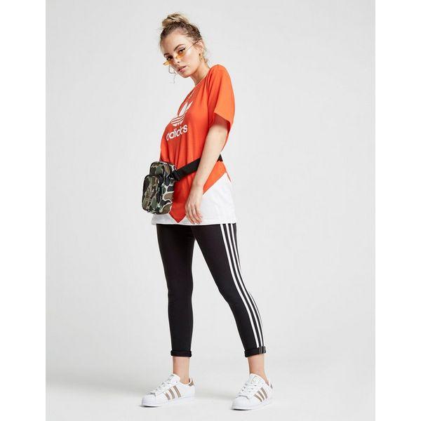 adidas originals legging 3 stripes femme jd sports. Black Bedroom Furniture Sets. Home Design Ideas