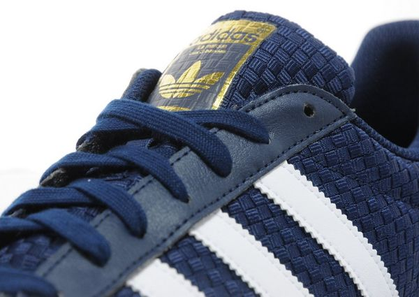 Adidas Superstar Weave Blue