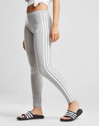 adidas Originals 3 Stripes Leggings Dames   JD Sports
